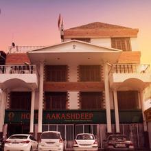 Hotel Aakashdeep in Dehradun
