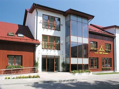 Hotel ABC Airport in Riga