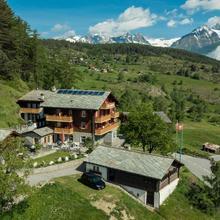 Hotel Alpenblick in Turtmann
