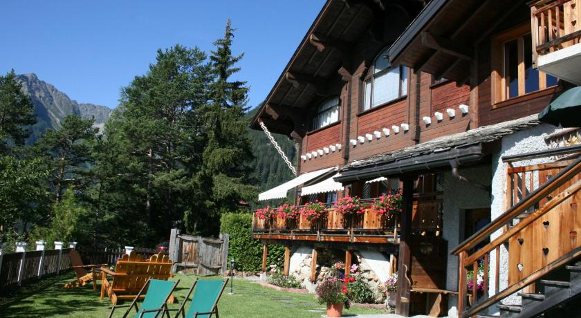 Hotel Alpina in Orsieres