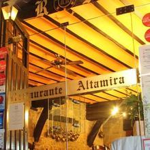 Hotel Altamira in Liandres