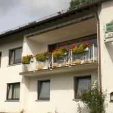 Hotel Am Rosengarten in Herold