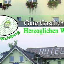 Hotel am Weinberg in Gieckau