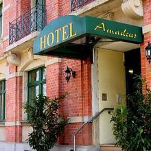 Hotel Amadeus in Dresden