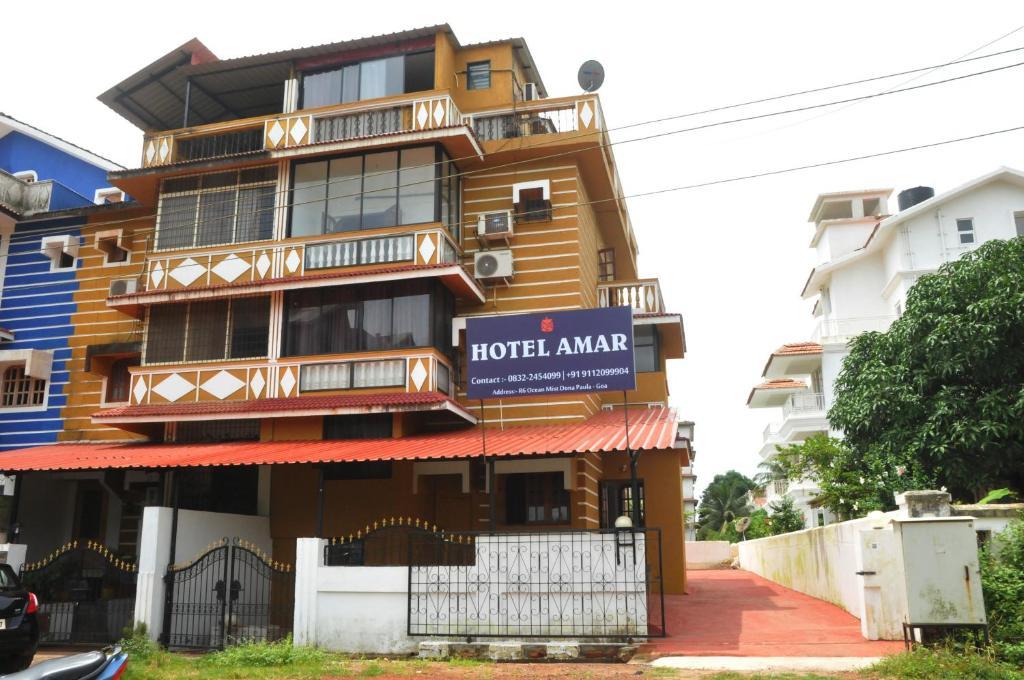 Hotel Amar in Bambolim