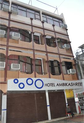 Hotel Ambika Shree in Pachmarhi