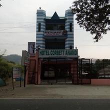 Hotel Anand Corbett in Garjia