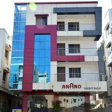 Hotel Anand Heritage in Rahta Pimplas