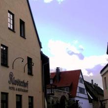 Hotel & Restaurant Klosterhof in Dresden