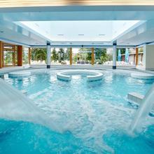 Hotel & Solbad Altein in Davos