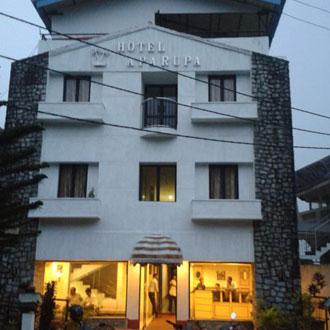 Hotel Aparupa in Port Blair