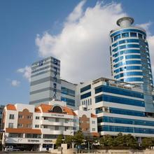 Hotel Aqua Palace in Pusan