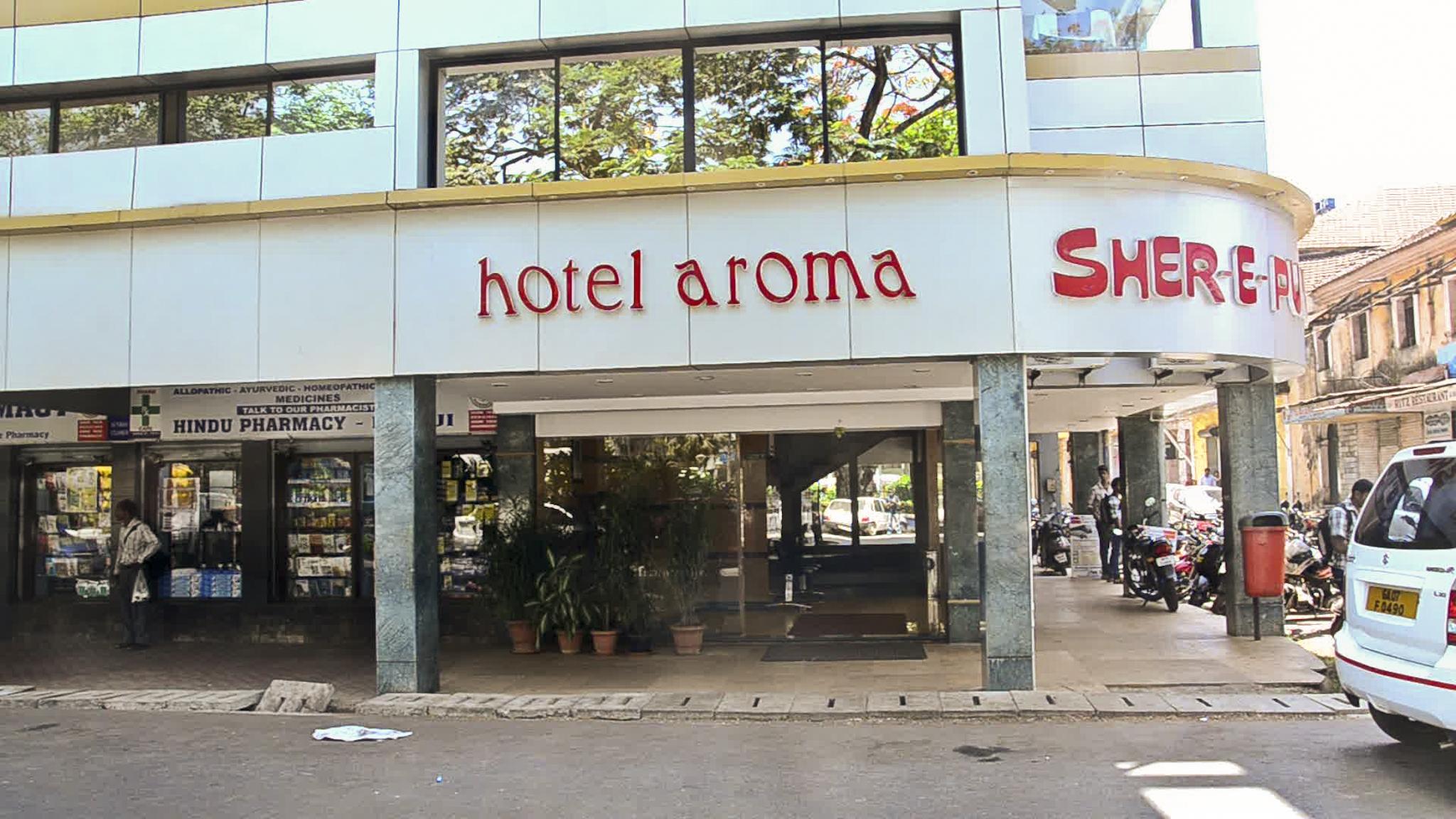 Hotel Aroma in Panaji