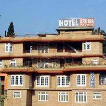 Hotel Aroma Palace in Dalhousie
