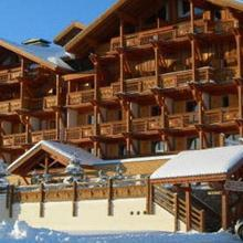 Hotel Au Chamois d'Or in Allemond