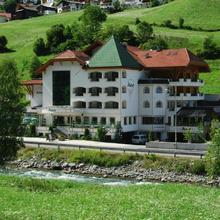 Hotel Auhof Kappl in Sankt Anton Am Arlberg
