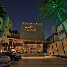 Hotel Aurus in Ashti