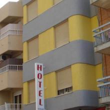 Hotel Azahar in Benisiva