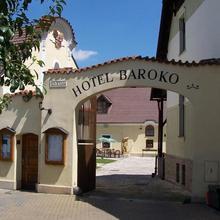 Hotel Baroko in Prague