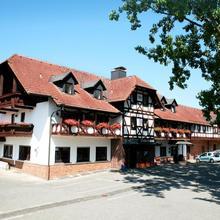 Hotel Batzenhaus in Frankfurt