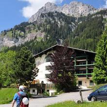 Hotel Berghof in Kappl