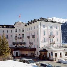 Hotel Bernina 1865 in Samaden