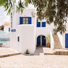 Hotel Bilia in Naxos