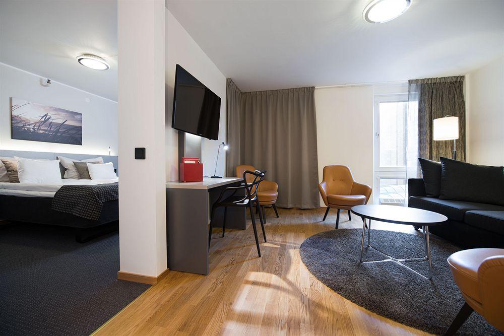 Hotel Birger Jarl in Stockholm