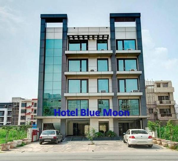 Hotel Blue Moon in Faridabad