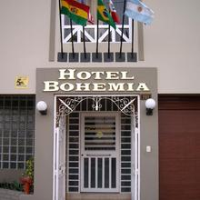 Hotel Bohemia in Lima