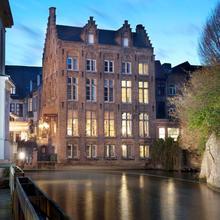 Hotel Bourgoensch Hof in Bruges