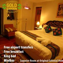 Hotel Boutique Gold Garden in Cusco