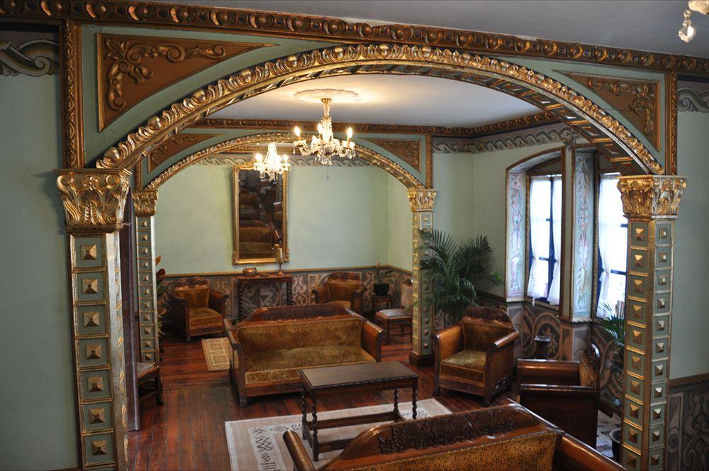 Hotel Boutique Portal de Cantuña in Chillogallo