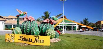 Hotel Brisa da Praia in Arraial D'ajuda