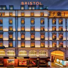 Hotel Bristol in Geneve