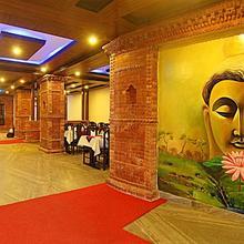 Hotel Buddha in Kathmandu