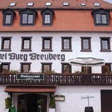 Hotel Burg Breuberg in Reinheim