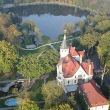 Hotel Bursztynowy Pałac in Mscice