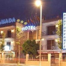 Hotel Canadá in Tarragona