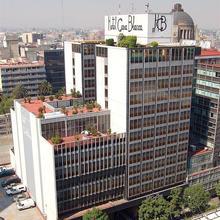 Hotel Casa Blanca in Mexico City
