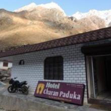 Hotel Charan Paduka in Ghangaria