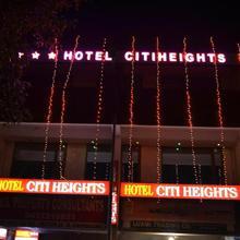 Hotel Citi Heights in Chandigarh