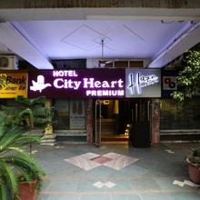 Hotel City Heart Premium in Chandigarh