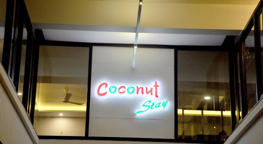 Hotel Coconut in Talgaon