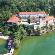 Hotel Complex Sveti Naum in Trpejca