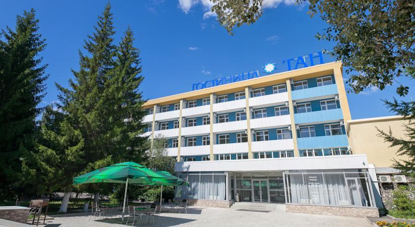 Hotel Complex Tan in Ufa