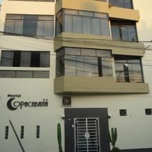 Hotel Copacabana in Trujillo