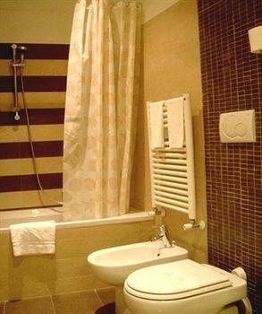 Hotel Cortina in Rome
