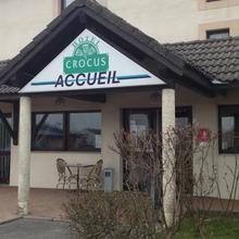 Hotel Crocus Dieppe Falaise in Ancourt