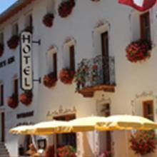 Hotel Crusch Alba in Fuldera